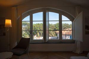 Villa Fortuna : Vista interna