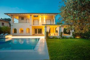 Villa Fortuna : Vista esterna