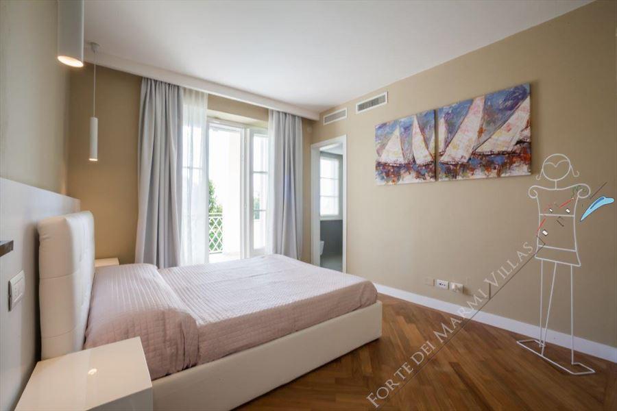 Villa Fortuna : Camera matrimoniale