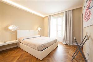 Villa Fortuna : спальня с двуспальной кроватью