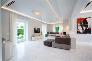 Villa Fortuna : Salone