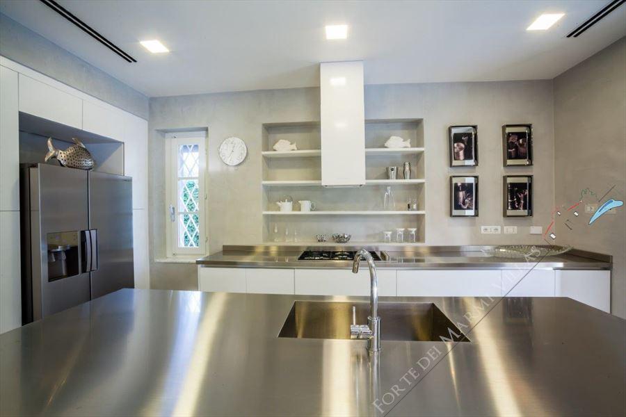 Villa Fortuna : Cucina