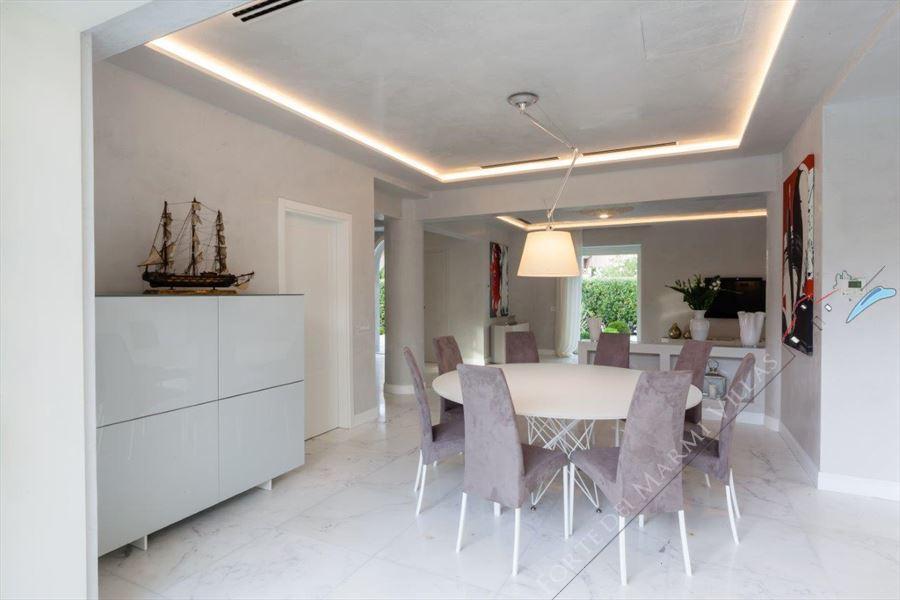Villa Fortuna : Sala da pranzo