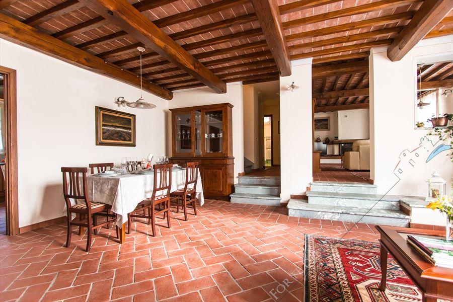 Villa Clementina : Dining room