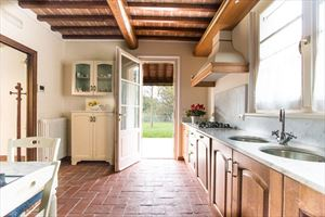 Villa Clementina : Kitchen
