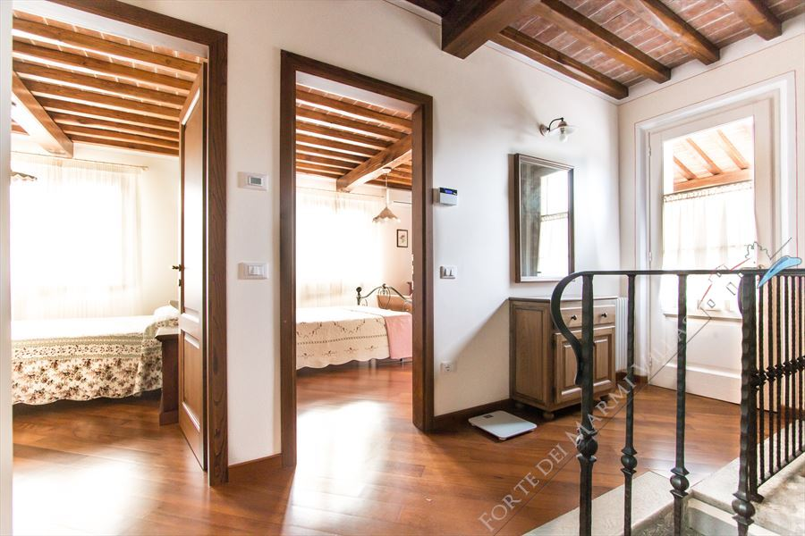 Villa Clementina : Inside view