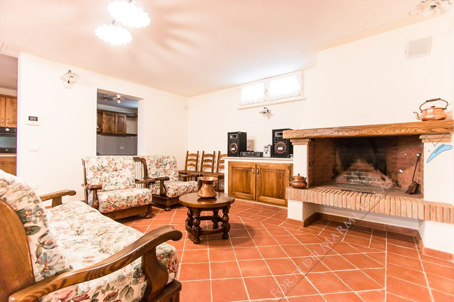 Villa Clementina : Cellar