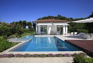 Villa Acquamarina : villa singola affitto  Marina di Pietrasanta