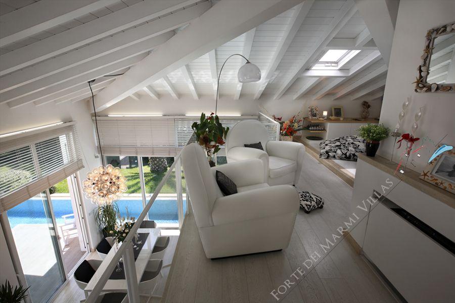Villa Acquamarina : Outside view