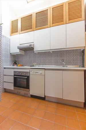 Appartamento Fortino  : Кухня