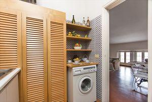Appartamento Fortino  : Прачечная