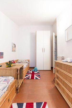 Appartamento Fortino  : спальня с двумя кроватями