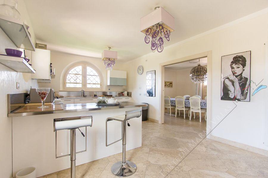 Villa delle Rose : Кухня