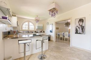 Villa delle Rose : Cucina