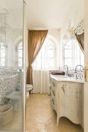 Villa delle Rose : туалет