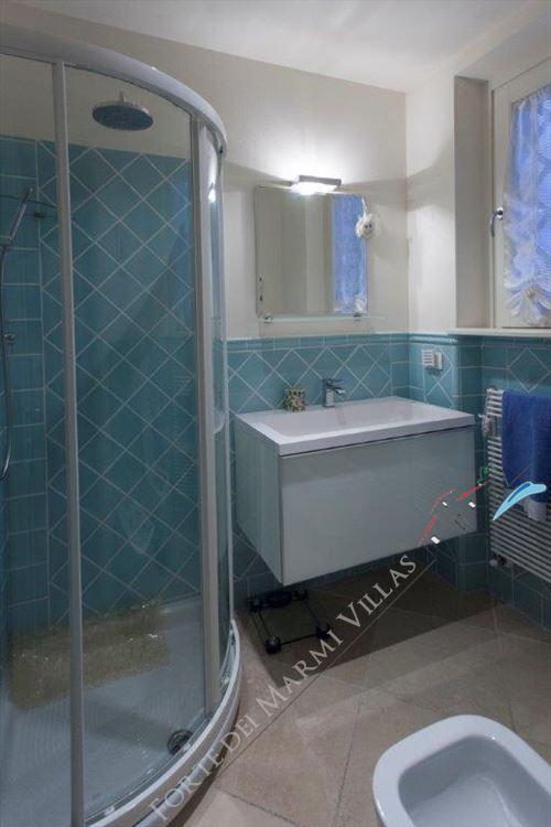 Villa Preziosa  : Bagno con doccia