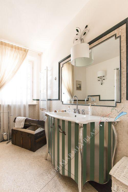 Villa delle Rose : Ванная комната с душем