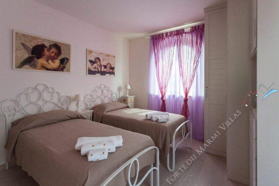 Villa Preziosa  : Camera doppia