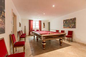 Villa delle Rose : Billiards
