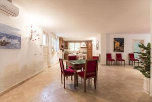 Villa delle Rose : Salotto
