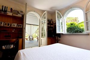 Villa Nancy : Camera matrimoniale