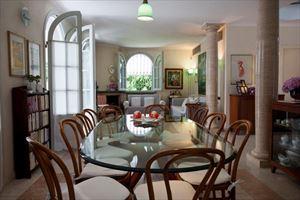 Villa Nancy : Sala da pranzo