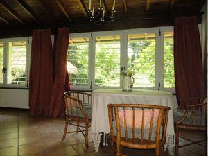 Villa  Principessa : Веранда