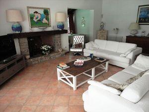 Villa  Principessa : Гостиная