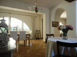 Villa  Principessa : Интерьер