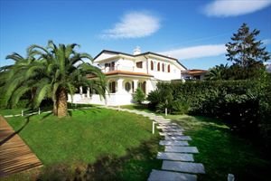 Villa Valentina  : Outside view