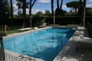 Villa Afina   : Swimming pool