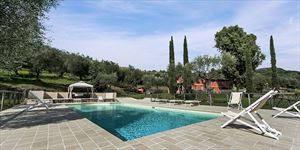 Villa  with swimming pool  versilia