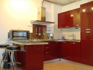 Appartamento Marina Ovest : Кухня