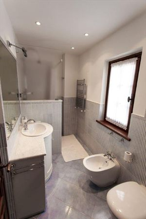 Villa Bella Donna Nord  : Bathroom with shower