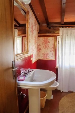 Villa Capannina   : Bathroom with shower