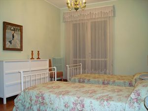Villa  Mazzini  : Double room