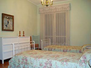 Villa  Mazzini  : Camera matrimoniale