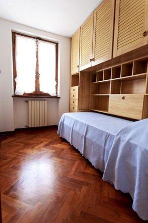 Villa Bella Donna Nord  : спальня с односпальной кроватью