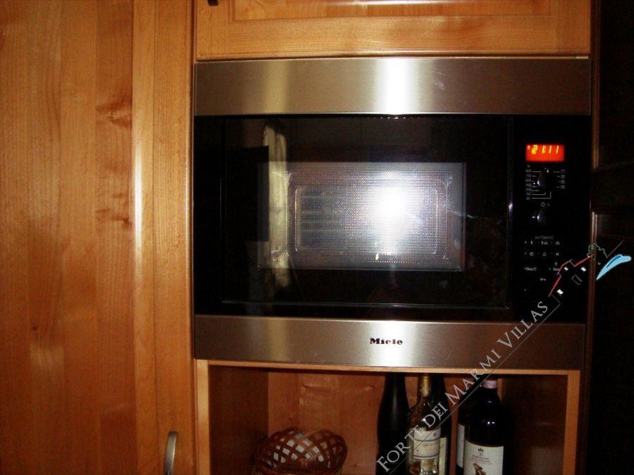 Villa Vista Mare luxury  : Kitchen