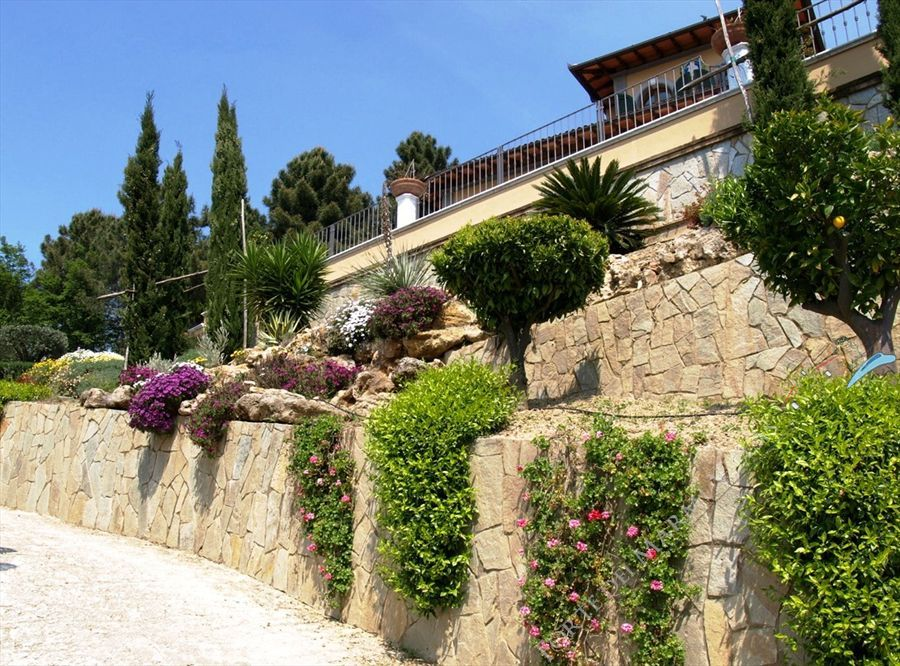 Villa Vista Mare luxury  : Vista esterna