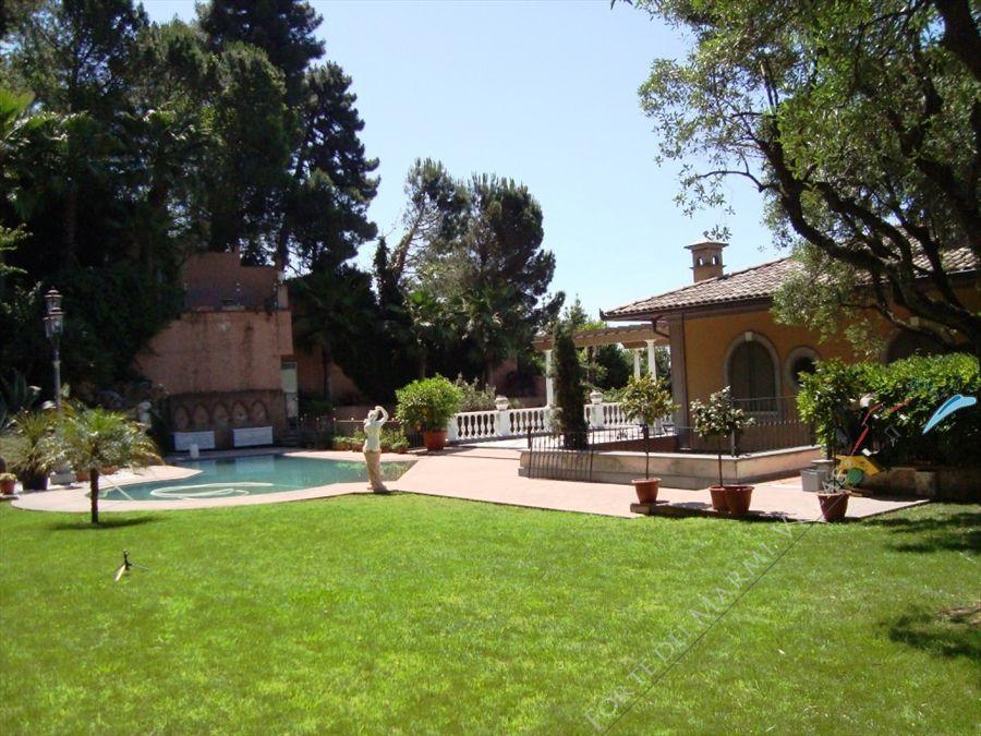 Villa Vista Mare luxury  : Piscina