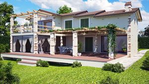Villa Sogno di Palatina villa singola in affitto e vendita Montignoso
