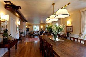 Villa Lorenza  : Sala da pranzo