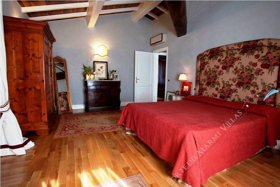 Villa Lorenza  : master bedroom