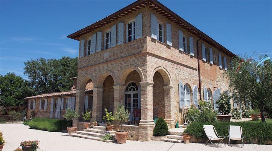 Classic  Tuscany Villa Montalcino - Detached villa Montalcino