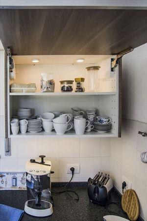 Villa La Riva : Cucina