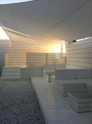 Villa Cristallo Lido : Zona relax