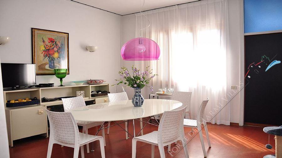 Villa  Pieraccioni  : Vista interna