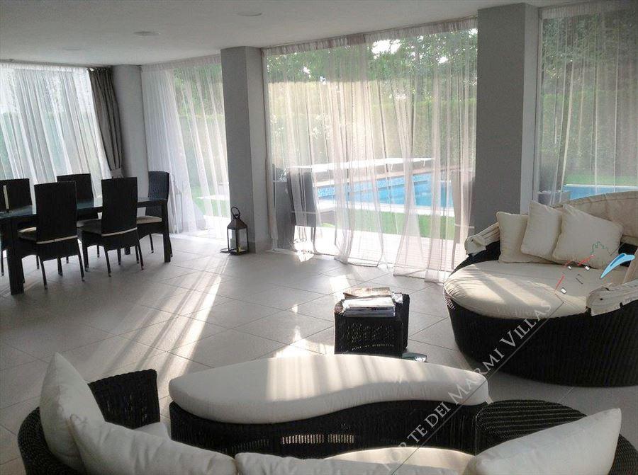 Villa Monet : Salone
