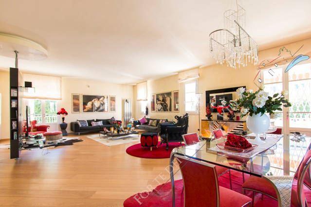 Villa Gucci : Salotto